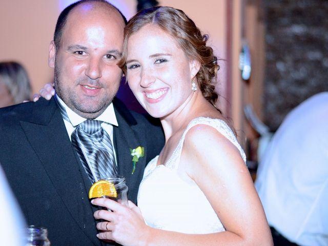 El casamiento de Pilar y Agustín