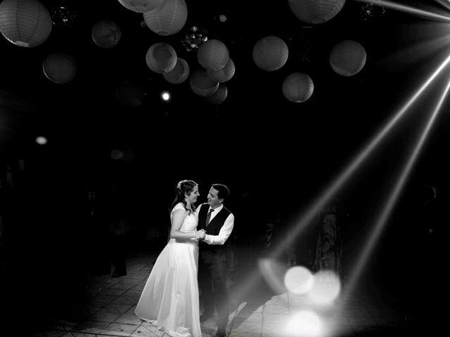 El casamiento de Karen y Marcelo