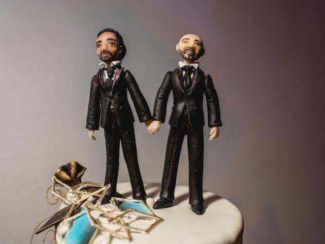 El casamiento de Daniel y Eduardo en Rosario, Santa Fe 30