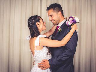 El casamiento de Melisa y Damian