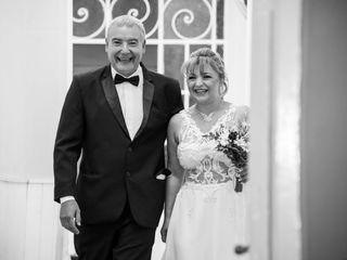 El casamiento de Patricia y Alberto