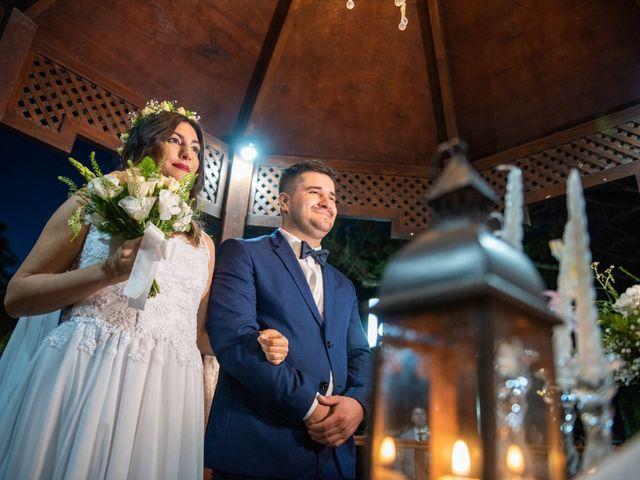 El casamiento de Camila y Diego