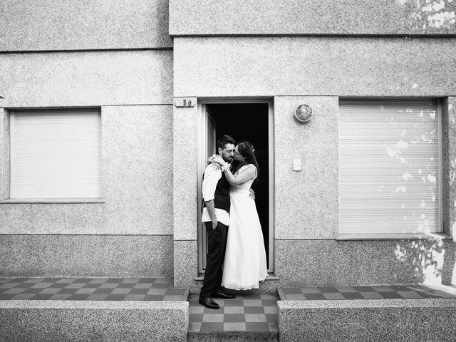 El casamiento de Gime y Mati