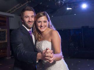 El casamiento de Juli y Juampi