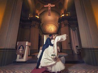 El casamiento de Juli y Juampi 1