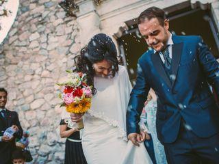 El casamiento de Ailin y Cristian