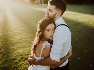 El casamiento de Melina y Pablo