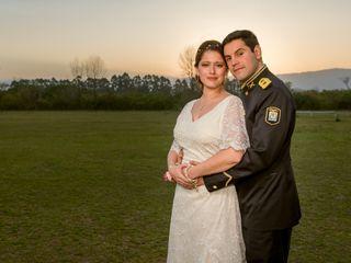 El casamiento de María Noelia y Nicolás