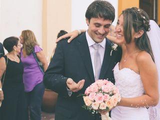 El casamiento de Pamela y Lucas