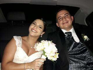 El casamiento de Mariela y Mariano
