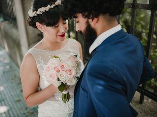 El casamiento de Nora y Rodri