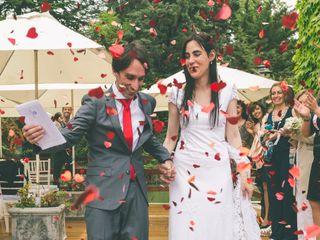 El casamiento de Carina y Diego