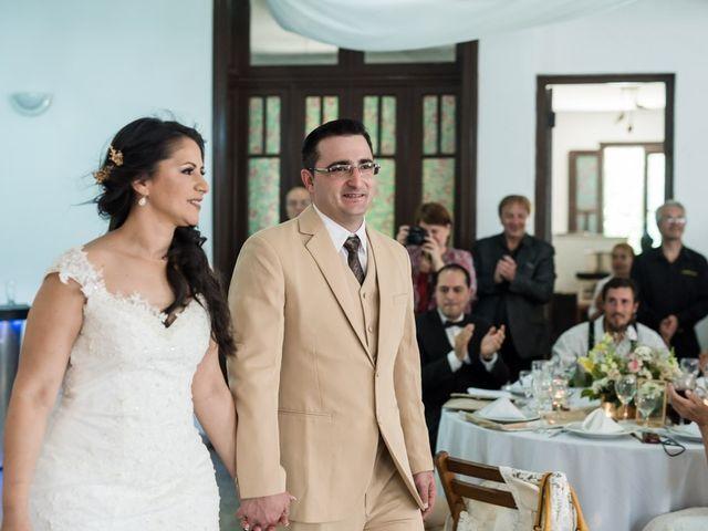 El casamiento de Carina y Gastón
