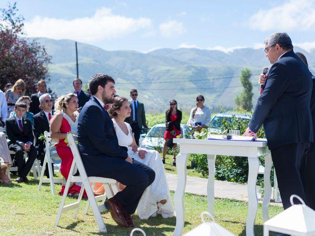 El casamiento de Solana y Alejandro