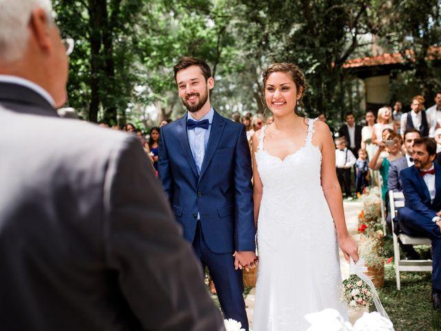 El casamiento de Cindy y Santi