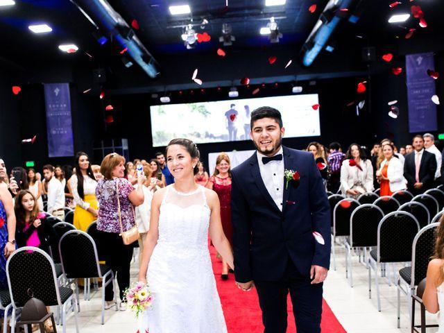 El casamiento de Luciana y Jonatan