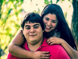 El casamiento de Luciana y Mariano 1