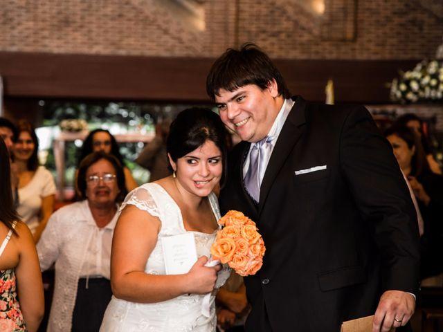 El casamiento de Luciana y Mariano