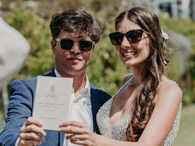 El casamiento de Gachi y Agustín