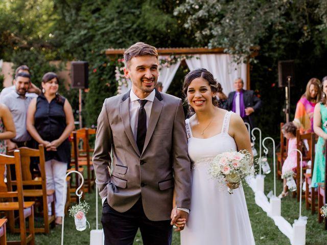 El casamiento de Rocio y Claudio