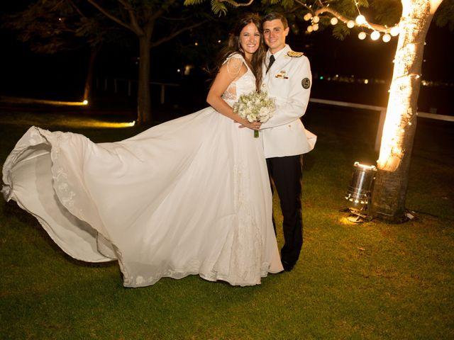 El casamiento de Emi y Dami