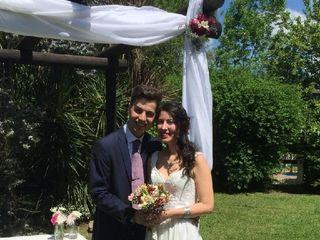 El casamiento de Enrique y Belén 1