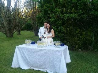 El casamiento de Enrique y Belén