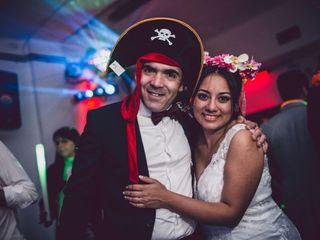 El casamiento de Juli y Fede 3