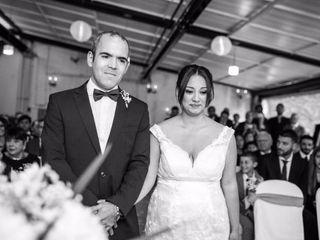 El casamiento de Juli y Fede