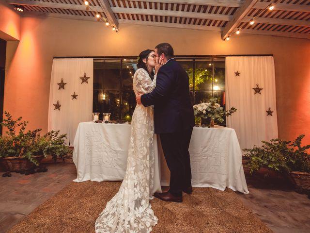 El casamiento de Maggie y Emi
