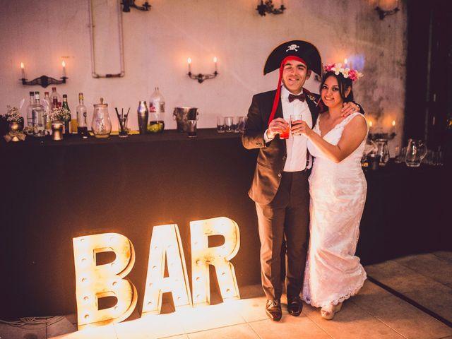 El casamiento de Fede y Juli en Palermo, Capital Federal 2
