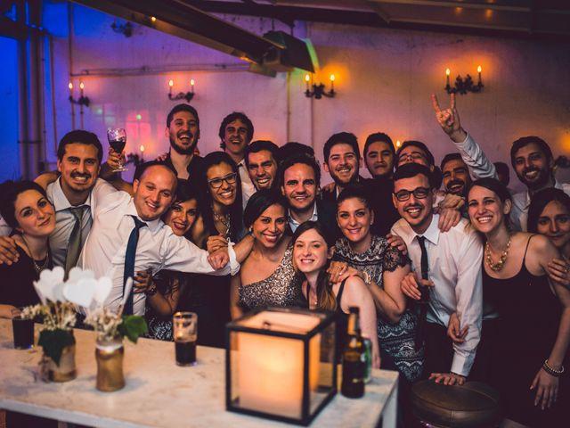 El casamiento de Fede y Juli en Palermo, Capital Federal 16