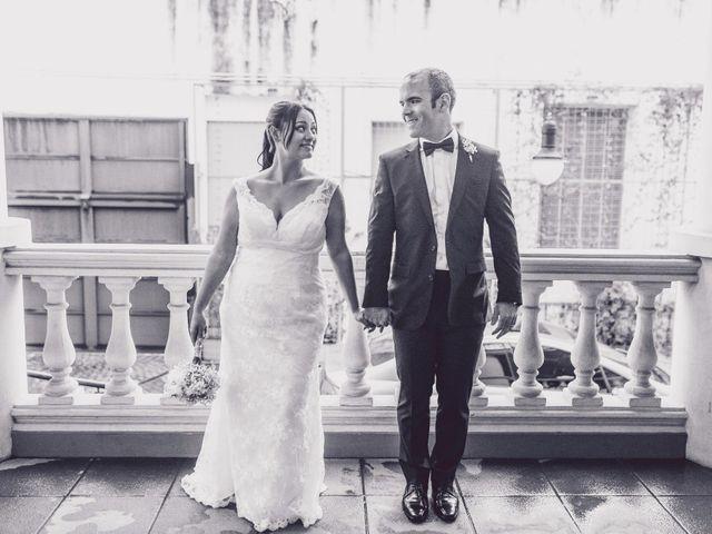 El casamiento de Fede y Juli en Palermo, Capital Federal 34