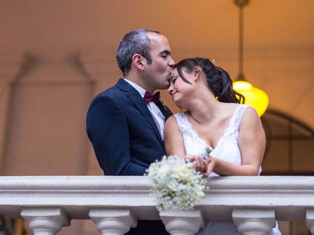 El casamiento de Fede y Juli en Palermo, Capital Federal 39