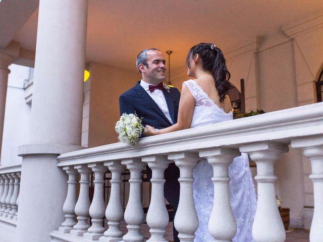 El casamiento de Fede y Juli en Palermo, Capital Federal 40
