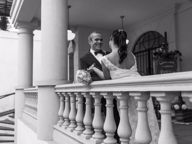 El casamiento de Fede y Juli en Palermo, Capital Federal 42