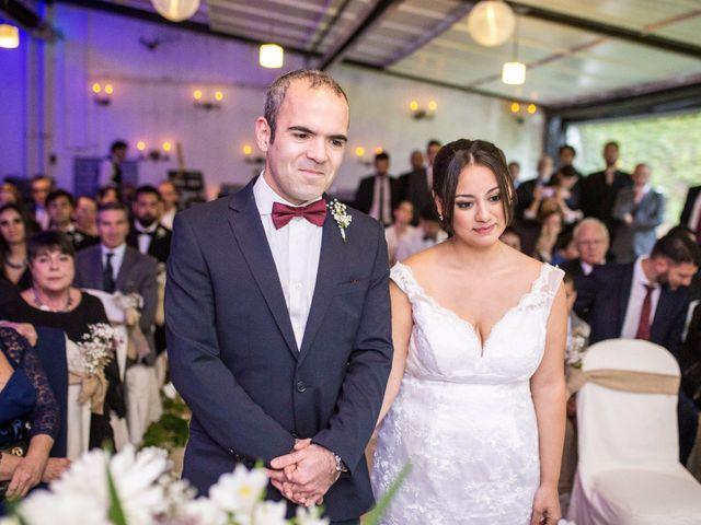 El casamiento de Fede y Juli en Palermo, Capital Federal 52