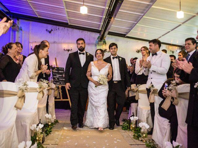 El casamiento de Fede y Juli en Palermo, Capital Federal 54