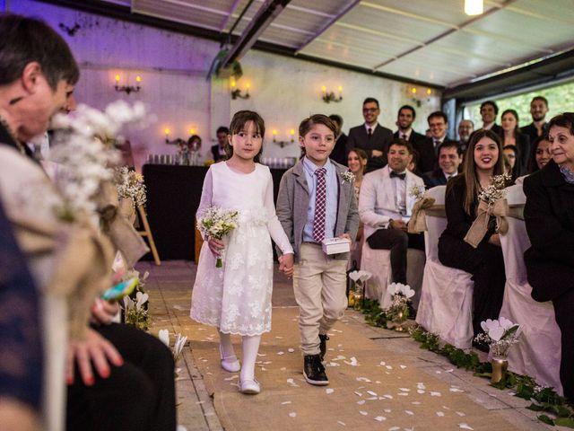 El casamiento de Fede y Juli en Palermo, Capital Federal 56
