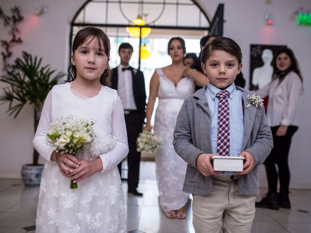 El casamiento de Fede y Juli en Palermo, Capital Federal 57