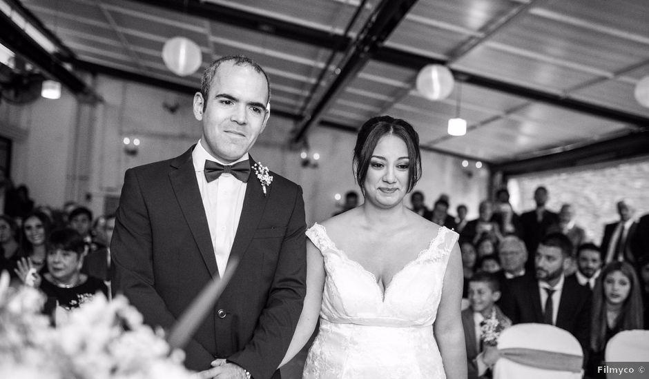 El casamiento de Fede y Juli en Palermo, Capital Federal