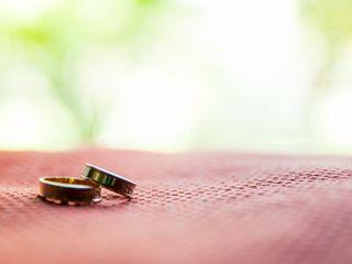 El casamiento de Virginia y Nico 1