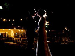 El casamiento de Romina y Gustavo