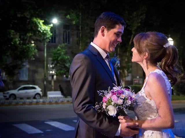 El casamiento de Lilian y Néstor