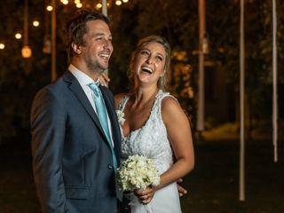 El casamiento de Ayelén y Tomás
