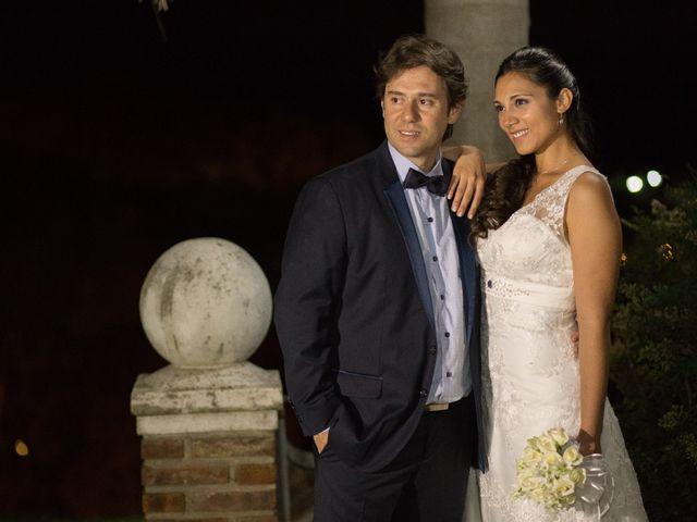 El casamiento de Romi y Claudio