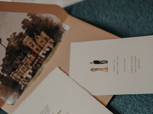 El casamiento de Christian y Madeleine en Lobos, Buenos Aires 25