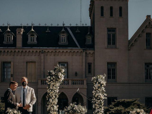 El casamiento de Christian y Madeleine en Lobos, Buenos Aires 33