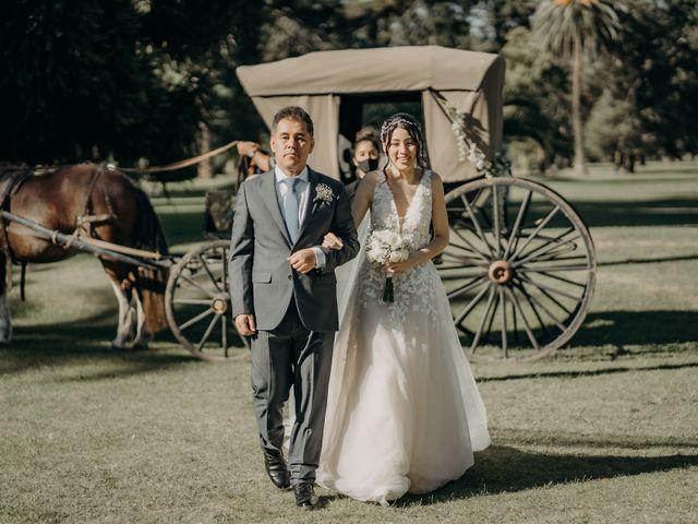 El casamiento de Christian y Madeleine en Lobos, Buenos Aires 34