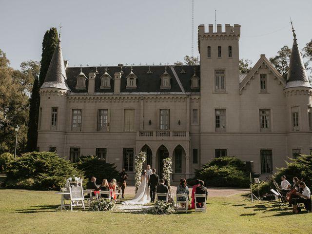 El casamiento de Christian y Madeleine en Lobos, Buenos Aires 41